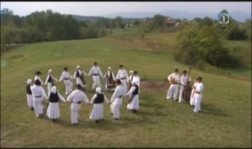 Bela krajina<br> kólati- plesati kolo